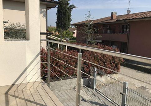 Parapetti balconi
